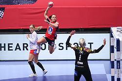 EHF Euro 2020 Semifinal Match between Norway and Denmark in Jyske Bank Boxen, Herning, Denmark on December 18, 2020. Photo Credit: Allan Jensen/EVENTMEDIA.
