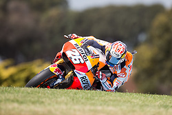 October 20, 2017 - Phillip Island, Australie - DANI PEDROSA - SPANISH - REPSOL HONDA TEAM - HONDA (Credit Image: © Panoramic via ZUMA Press)
