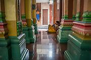 Sri Mahamariamman Temple. Kuala Lumpur, Malaysia. December/2017.