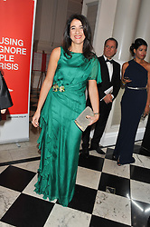 MONICA HUNT Chairman of the Ball at Brazil Now a gala ball in aid of the Red Cross held at the Grand Connaught Rooms, 61-65 Queen Street, London on 6th November 2012.