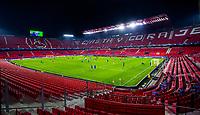 SEVILLE, SPAIN - DECEMBER 02:UEFA Champions League Group E stage match between FC Sevilla and Chelsea FC at Estadio Ramon Sanchez-Pizjuan on December 2, 2020 in Seville, Spain. (Photo by Juan Jose Ubeda/MB Media)