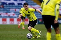 Connor Jennings. Stockport County FC 1-2 Notts County FC. Buildbase FA Trophy. 16.1.21