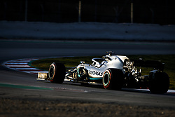 February 21, 2019 - Barcelona Barcelona, Espagne Spain - BOTTAS Valtteri (fin), Mercedes AMG F1 GP W10 Hybrid EQ Power+, action during Formula 1 winter tests from February 18 to 21, 2019 at Barcelona, Spain - Photo  Motorsports: FIA Formula One World Championship 2019, Test in Barcelona, (Credit Image: © Hoch Zwei via ZUMA Wire)