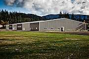 Orcas Island Airport, where Colton Harris-Moore stole the airplane belonging to Bob Rivers.