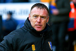 Mansfield Town manager Graham Coughlan - Mandatory by-line: Ryan Crockett/JMP - 04/01/2020 - FOOTBALL - One Call Stadium - Mansfield, England - Mansfield Town v Grimsby Town - Sky Bet League Two
