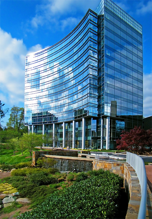 Newell Rubbermaid Corporate Headquarters - Pickard Chilton and Wakefield Beasley Architects