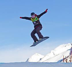 07.12.2010,AUT, Schlegelkopf, Lech am Arlberg, LG Snowboard, FIS Worldcup SBX, im Bild Brenneman Carle, CAN, #35, EXPA Pictures © 2010, PhotoCredit: EXPA/ P. Rinderer