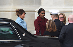 Melania Trump and Michelle Obama attend the 58th Presidential Inauguration. Trump being sworn in as the 45th president of the United States. January 20, 2017 in Washington, DC.Photo by Lionel Hahn/ABACAPRESS.COM
