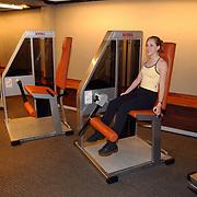 Nieuwe fitness ruimte sportschool Cees Rebel