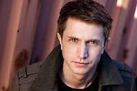 Kris Mochrie best known for his role in brookside and now appearing in Ordinary Lies