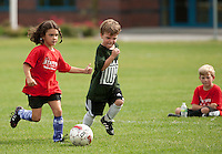 (Karen Bobotas/for the Laconia Daily Sun)Laconia Youth Soccer Opening Day ceremony at Robbie Mills Sports Complex and opening games at Opechee Park on August 27, 2011.