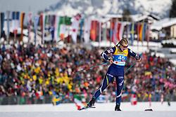 February 21, 2019 - Seefeld In Tirol, AUSTRIA - 190221 Anita Korva of Finland competes in women's cross-country skiing sprint qualification during the FIS Nordic World Ski Championships on February 21, 2019 in Seefeld in Tirol..Photo: Joel Marklund / BILDBYRN / kod JM / 87879 (Credit Image: © Joel Marklund/Bildbyran via ZUMA Press)