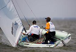 08_002164 © Sander van der Borch. Medemblik - The Netherlands,  May 23th 2008 . Third day of the Delta Lloyd Regatta 2008.