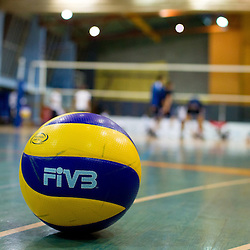 20111019: SLO, Volleyball - CEV Cup, Calcit Kamnik vs Aquacare Halen