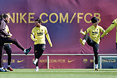Soccer-FC Barcelona Training-Mar 6, 2020