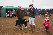 EDWARD MAGOR; MARCUS GIBSON, Heythrop Point to Point. At a  new course at Cocklebarrow near Aldsworth. 11 January 2014