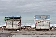 Litorale barese in località SanGiorgio. Bari, 2 february. Christian Mantuano / OneShot