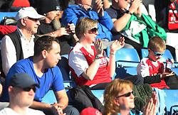Fleetwood Town fans - Mandatory by-line: Jack Phillips/JMP - 25/03/2017 - FOOTBALL - Gigg Lane - Bury, England - Bury v Fleetwood Town - Football League 1