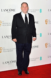 © Licensed to London News Pictures. 13/02/2016. <br /> HARVEY WEINSTEIN attends the BAFTA Lancôme Nominees' Party held at Kensington Palace. London, UK. Photo credit: Ray Tang/LNP