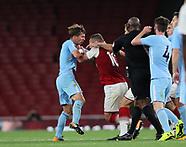 210817 Arsenal U23 v Manchester City U23