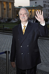 Don't mention the war! John Cleese bei der Verleihnung der Rose d'Or Awards 2016 im AXICA Convention Centre in Berlin<br /> <br /> / 130916<br /> <br /> *** Rose d'Or Awards 2016 in Berlin, Germany; September 13th, 2016 ***