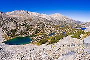 Little Lakes Valley, John Muir Wilderness, Sierra Nevada Mountains, California