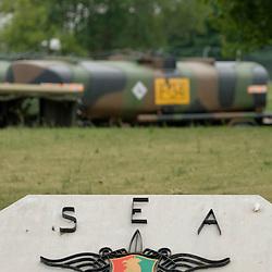 Service interarmée dépendant directement du Chef d'Etat Major des Armées le SEA est consulté en amont de tout déploiement des forces à l'étranger de façon à assurer la capacité de travail des troupes envoyées. Au quotidien l'activité du DEA (Dépôt d'Essence Air) de Dijon-Longvic consiste surtout à fournir en carburéacteur F-34 les mirages 2000-5 et les alphajets de la base aérienne.<br /> Juin 2011 / Dijon-Longvic / Côte d'Or (21) / FRANCE<br /> Cliquez ci-dessous pour voir le reportage complet (86 photos) en accès réservé<br /> http://sandrachenugodefroy.photoshelter.com/gallery/2011-06-SEA-sur-la-Base-Aerienne-102-Dijon-Longvic-Complet/G00002rQerGS7pNo/C0000yuz5WpdBLSQ