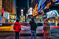 Capturing the Moment, Times Square