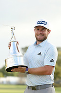 Tyrrell Hatton (ENG) winner of the Arnold Palmer Invitational presented by Mastercard, Bay Hill, Orlando, Florida, USA. 08/03/2020.<br /> Picture: Golffile | Scott Halleran<br /> <br /> <br /> All photo usage must carry mandatory copyright credit (© Golffile | Scott Halleran)