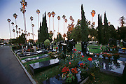 "Hollywood Forever Cemetery in Los Angeles, California is the final resting place of many movie stars. The cemetery also has a funeral chapel equipped for live webcasts of funeral services and ""LifeStory"" tributes."