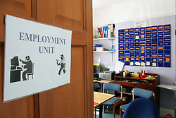 Employment unit at Horizon House which is based on the model of work based rehabilitation and is a service for adults aged 18-65 who have had a severe and enduring mental health disability for over a year; UK