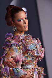 Halsey attends the 2019 American Music Awards at Microsoft Theater on November 24, 2019 in Los Angeles, CA, USA. Photo by Lionel Hahn/ABACAPRESS.COM