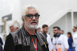 April 28, 2018 - Baku, Azerbaijan - BRIATORE Flavio, portrait, during the 2018 Formula One World Championship, Grand Prix of Europe in Azerbaijan from April 26 to 29 in Baku  (Credit Image: © Hoch Zwei via ZUMA Wire)