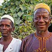 Koumbadiouma men, all decked up for Tamkharit, the Senegalese name for Islamic New Year. Kolda, Senegal.