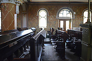 Targu Mures, Romania, The Big Synagogue was built between 1899 and 1900 at the initiative of the Jewish community Designed by Gartner Jacob