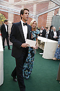 Prince Pavlos and Princess Marie -Chantal of Greece, Ark Gala Dinner, Marlborough House, London. 5 May 2006. ONE TIME USE ONLY - DO NOT ARCHIVE  © Copyright Photograph by Dafydd Jones 66 Stockwell Park Rd. London SW9 0DA Tel 020 7733 0108 www.dafjones.com