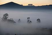 Barbacena_MG, Brasil...BR 265 em Barbacena, Minas Gerais...The highway BR 265 in Barbacena, Minas Gerais...Foto: LEO DRUMOND / NITRO