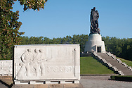 Nothing has changed in the The Treptower Park memorial to Soviet soldiers who fell in the liberation of Berlin