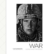 Cover of the book The Aftermath Project, WAR is only half the story Vol 3 from the Aftermath Project Grant awarded to document veterans from Iraq, Afghanistan and Vietnam.