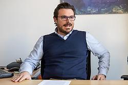 PAOLO MAZZINI<br /> CONFERENZA STAMPA CNA COPPARO