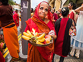 Navratri Processions in George Town