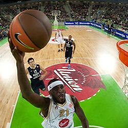 20101020: SLO, Basketball - Euroleague, KK Union Olimpija vs Efes Pilsen