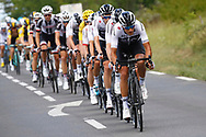 Gianni Moscon (ITA - Team Sky) during the 105th Tour de France 2018, Stage 14, Saint-Paul-trois-Chateaux - Mende (188 km) on July 21th, 2018 - Photo Luca Bettini / BettiniPhoto / ProSportsImages / DPPI