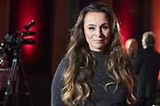 Perspresentatie van Holland Zingt Kerst 2018<br /> <br /> Op de foto:  Trijntje Oosterhuis