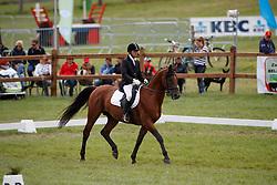 Nemes Calin, ROU, Eros<br /> European Championship Eventing Landelijke Ruiters - Tongeren 2017<br /> © Hippo Foto - Dirk Caremans<br /> 28/07/2017