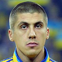 Uefa Euro FRANCE 2016 - <br /> Ukraine National Team - <br /> Yevhen Khacheridi