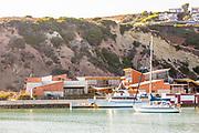 Dana Cove and Ocean Institute of Dana Point