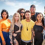 NLD/Amsterdam/20180502 - MTV's Ex on the Beach: Double Dutch, volledige cast