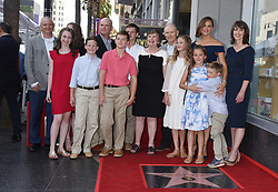 Jennifer Garner Star at the Jennifer Garner Honored With A Star On The Hollywood Walk Of Fame Ceremony on August 20, 2018 in Hollywood, CA. © Janet Gough / AFF-USA.com. 20 Aug 2018 Pictured: Jennifer Garner and family. Photo credit: MEGA TheMegaAgency.com +1 888 505 6342