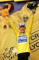 Sykkel<br /> Tour de France 2005<br /> 4 etappe - lagtempo<br /> 05.07.2005<br /> Foto: PhotoNews/Digitalsport<br /> NORWAY ONLY<br /> <br /> LANCE ARMSTRONG